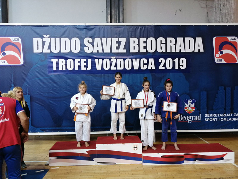 Međunarodni turnir Trofej Voždovca 2019