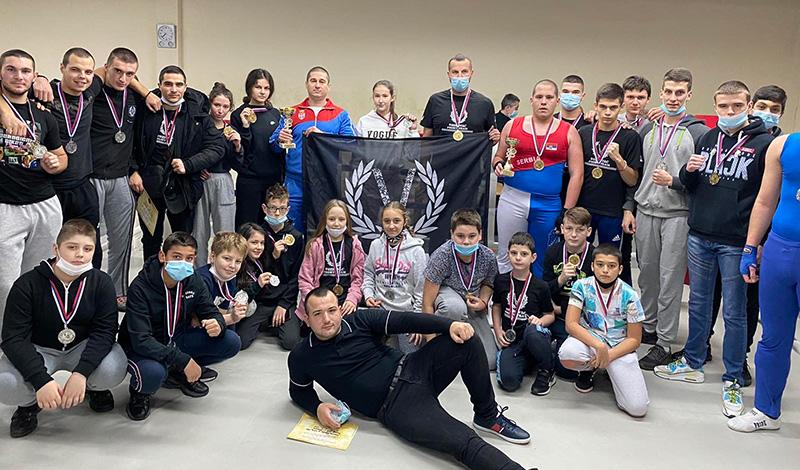 Voždovac Fight Team ponovo prvi, sada u Beogradu