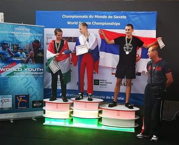 Svetsko prvenstvo za mlađe juniore Budimpešta 2019