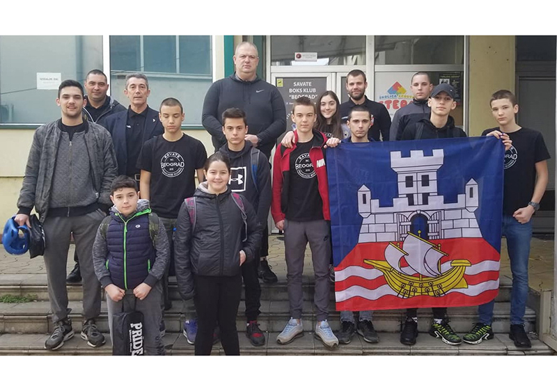 Savate boks klub Beograd - razultati