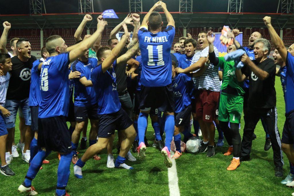 """FK """"Minel 1956"""" pobednih šestog turnira """"Trofej Voždovca 2019"""""""